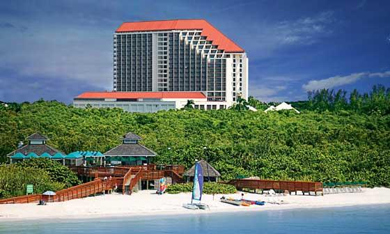 Beach Resort Spa Cabana East Coast