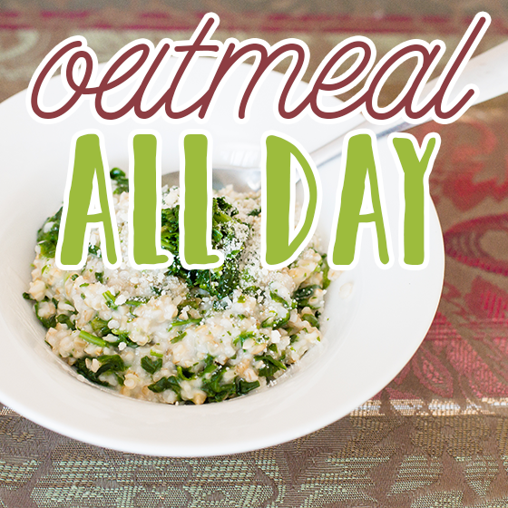 Oatmeal All Day