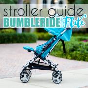 Stroller Guide Bumbleride Flite