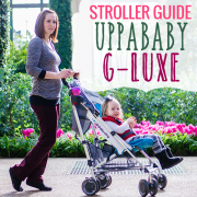 Stroller Guide UPPAbaby G-LUXE