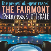 The Perfect All-Year Resort The Fairmont Princess Scottsdale