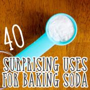 40 Surprising Uses for Baking Soda