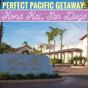 Perfect Pacific Getaway Kona Kai San Diego
