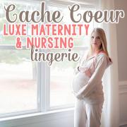 Cache Coeur Maternity Nursing Luxe Lingerie