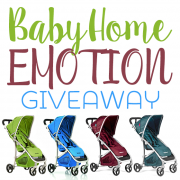 BabyHome Emotion Giveaway