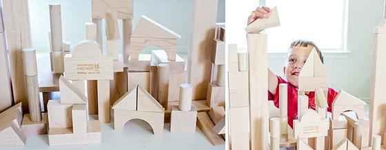 Blocks Collage