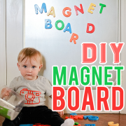 DIY Magnet Board PIN DM