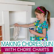 Making Chores Fun with Chore Charts