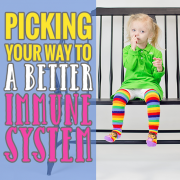 Picking Your Way To a Better Immune System Pin 1