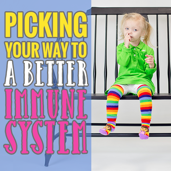 Picking Your Way To a Better Immune System