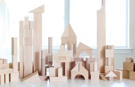 Wooden Blocks Main