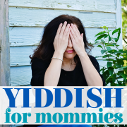 Yiddish for Mommies PIN