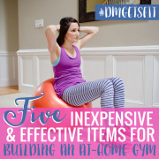 5 inexpensive and effective items for building an at home gym