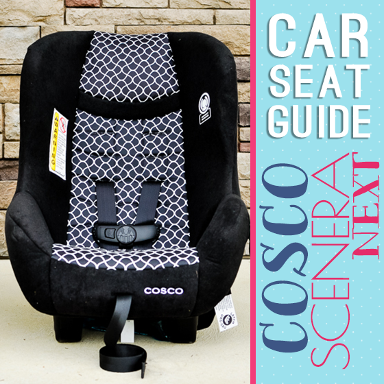 Gear Guide - Cosco Scenera Next Convertible Car Seat - Daily Mom