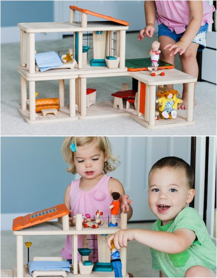 Plan Toys House 2