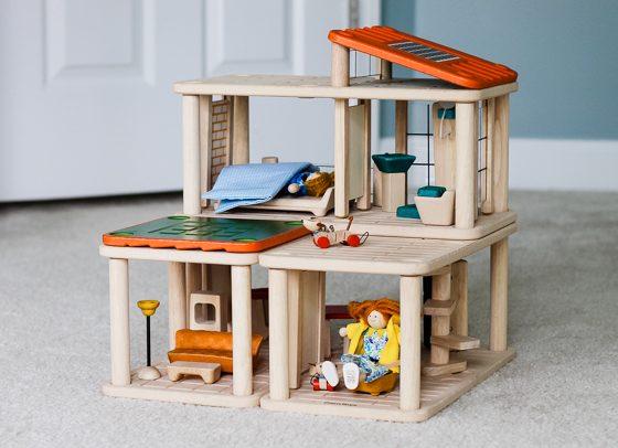 Plan Toys House Main 1