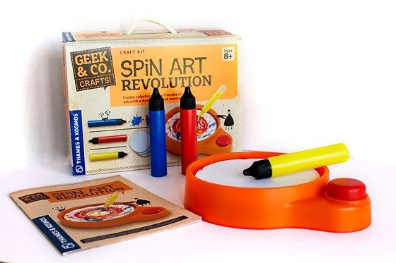 Spin Art Main