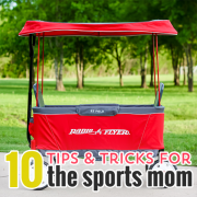 10 Tips and Tricks for the Sports Mom