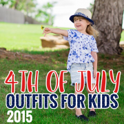 4th Of July Outfits for Kids 2015