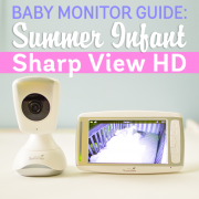 Baby Monitor Guide Summer Infant Sharp View HD