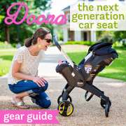 Gear Guide- Doona - The Next Generatioin Car Seat