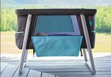 GEAR GUIDE: AIR BASSINET BY BABYHOME