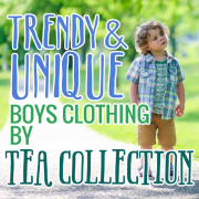 Trendy and Unique Boys Clothing By Tea Collection