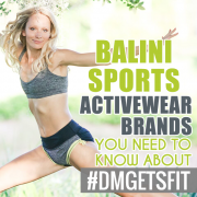 Activewear Brands You Need To Know About Balini Sports