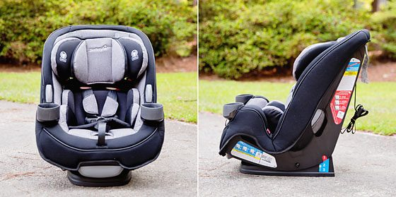 The Safety 1st Grow And Go 3 In 1 Convertible Car Seat Seen Here Boulevard Style Is A Specifically Designed To With Your Child