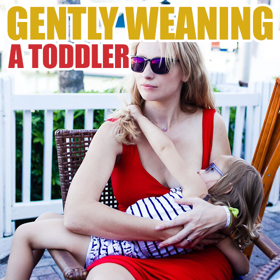 how to start weaning from breastfeeding