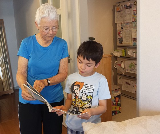 challenges faced when grandparents raise grandchildren