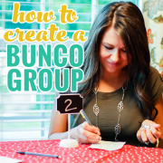 How to Create a Bunco Group