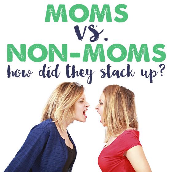 working moms vs non working moms