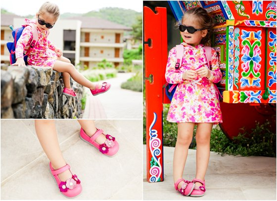 Petite Shoes for Girls