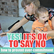 YES Its ok to say NO. How to prevent over-commitment