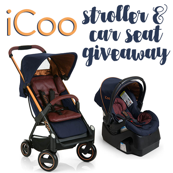 icoo stroller and car seat giveaway daily mom. Black Bedroom Furniture Sets. Home Design Ideas