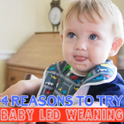 4 Reasons to Try Baby Led Weaning 1