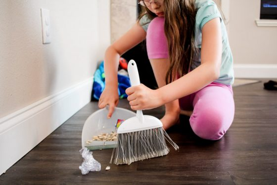 children cleaning - photo #35