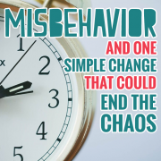 Misbehavior and One Simple Change that Could End the Chaos