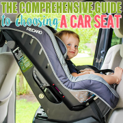 The Comprehensive Guide to Choosing a Car Seat 6