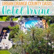 Urban Orange County Oasis- Hotel Irvine
