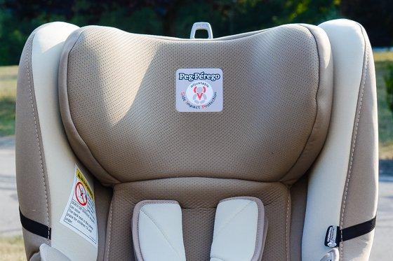 Car Seat Guide Peg Perego Primo Viaggio Convertible Car