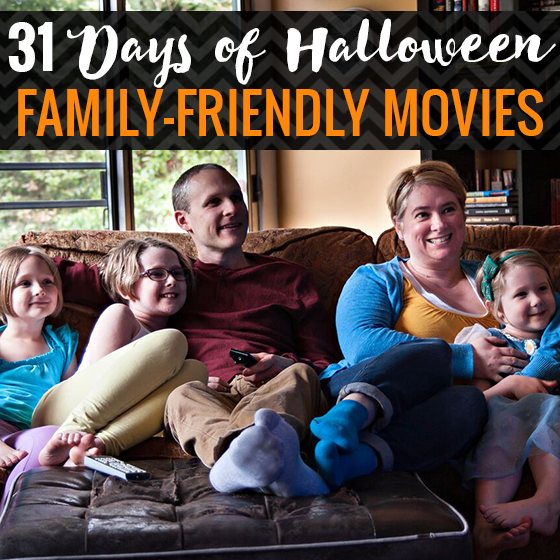 31 Days of Halloween Family-Friendly Movies - Daily Mom