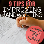 9 Tips for Improving Handwriting--Without Any Writing