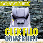 Car Seat Guide Clek Fllo Convertible Car Seat Guide