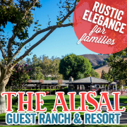 Rustic Elegance for Families The Alisal Guest Ranch and Resort