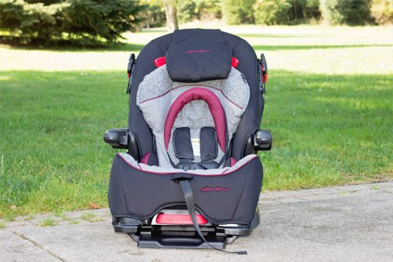 Car Seat Guide: Eddie Bauer 3-in-1 Convertible Car Seat Gentry ...
