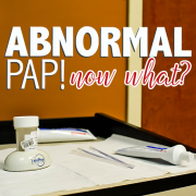 Abnormal Pap Now What 2
