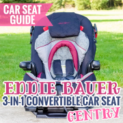 Car Seat Guide Eddie Bauer 3-in-1 Convertible Car Seat-Gentry