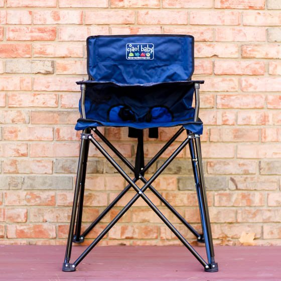 portable high chair by ciao baby - Ciao Portable High Chair